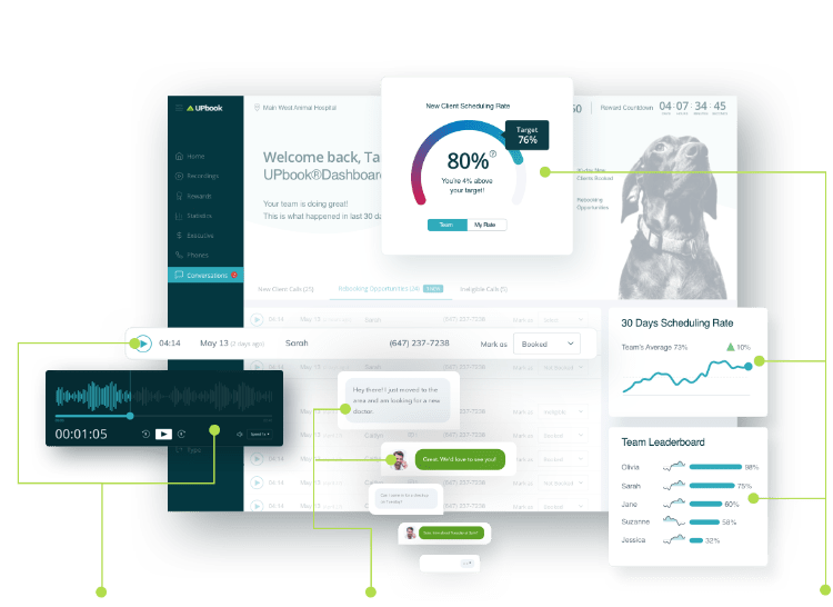 Telemedicine Software - UPbook